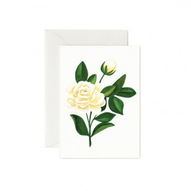 Greeting card Wild Roses - OCÉCHOU PAPERS