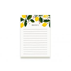 Lemons Notepad - OCÉCHOU PAPERS
